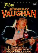 Guitar - Learn to Play the Stevie Ray Vaughan Way