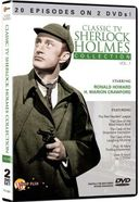Classic TV Sherlock Holmes Collection, Volume 1