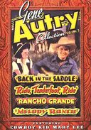 Gene Autry Collection 3 (Back in the Saddle /