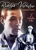 The Rudolph Valentino Collection (3-DVD)