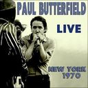 Live In New York:1970