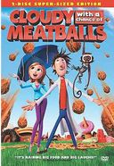 Cloudy with a Chance of Meatballs (2-DVD)