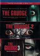 The Grudge / The Grudge 2 / The Grudge 3 (3-DVD)