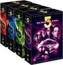 Babylon 5 - Complete Seasons 1-4 (24-DVD)