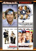 4 Films in 1! Comedy (Bill / The Amatuers /