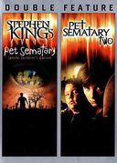 Pet Sematary / Pet Sematary Two (2-DVD)