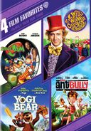 4 Film Favorites - Family Film Fun Time (4-DVD)