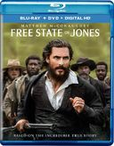 Free State of Jones (Blu-ray + DVD)