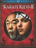The Karate Kid / The Karate Kid Part 2 (Blu-ray)