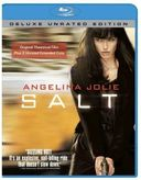 Salt (Blu-ray, Unrated, Deluxe Edition)