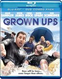 Grown Ups (Blu-ray + DVD)