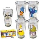 The Beatles - Yellow Submarine 16 oz. Pint Glass