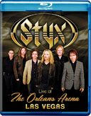 Styx - Live at the Orleans Arena (Blu-ray)
