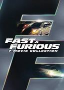 Fast & Furious 7-Movie Collection (8-DVD)