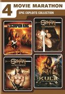 4-Movie Marathon: Epic Exploits Collection (The