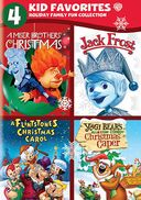 Holiday Family Fun Collection (4-DVD)