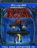 Monster House (Blu-ray, 3D)