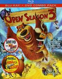 Open Season 3 (Blu-ray + DVD)
