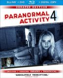 Paranormal Activity 4 (Blu-ray + DVD)