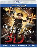 Resident Evil: Afterlife (Blu-ray, 3D)
