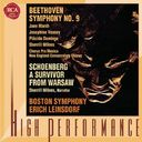 Beethoven: Symphony No. 9 - Choral / Schoenberg: