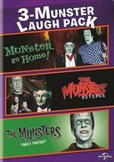3-Munster Laugh Pack ( Munster, Go Home! / The