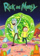 Rick and Morty - Season 1 (2-DVD)