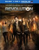 Revolution - Complete 2nd Season (Blu-ray + DVD)