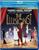 The Illusionist (Blu-ray + DVD)