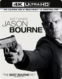 Jason Bourne (Includes Digital Copy, 4K Ultra HD