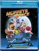 The Muppets - Muppets from Space (Blu-ray + DVD)