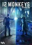12 Monkeys - Season 2 (3-DVD)