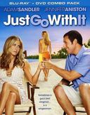 Just Go With It (Blu-ray + DVD)