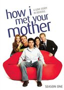 How I Met Your Mother - Season 1 (3-DVD)