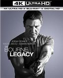 The Bourne Legacy (4K Ultra HD Blu-ray, Blu-ray,