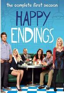 Happy Endings - Complete 1st Season (2-DVD)