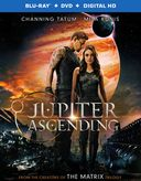 Jupiter Ascending (Blu-ray + DVD)