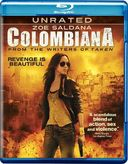 Colombiana (Blu-ray, Unrated, Includes Digital