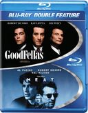 Goodfellas / Heat (Blu-ray)