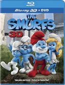 The Smurfs 3D (Blu-ray + DVD)