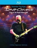 David Gilmour - Remember That Night - Live at the