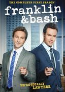 Franklin & Bash - Complete 1st Season (3-DVD)