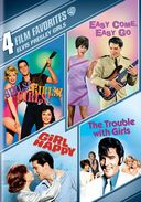 Elvis Presley Girls: 4 Film Favorites (4-DVD)