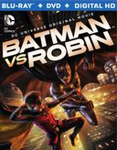 Batman vs Robin (Blu-ray + DVD)