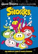 Snorks - Complete 3rd & 4th Seasons (5-Disc)