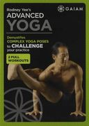 Rodney Yee's Advanced Yoga (2-DVD)
