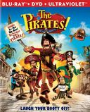 The Pirates! Band of Misfits (Blu-ray + DVD)