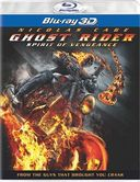 Ghost Rider: Spirit of Vengeance 3D (Blu-ray)
