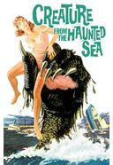Creature From The Haunted Sea - Large Poster (18""