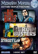 Midnight Movies: Action Triple Feature (3-DVD)